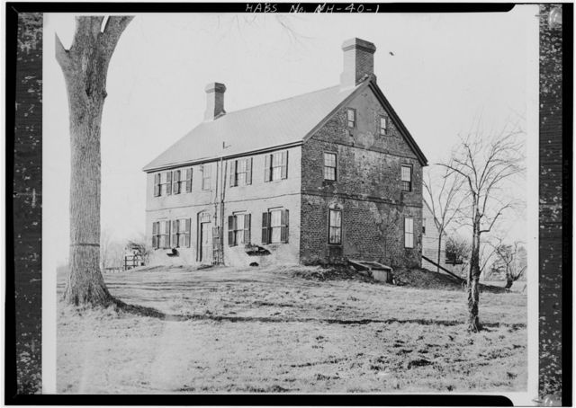 Weeks House, Greenland, Rockingham County, NH