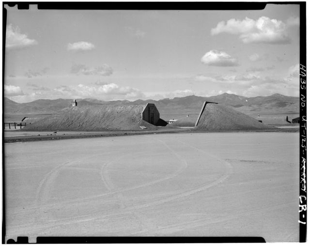Wendover Air Force Base, War Reserve Strategic Storage, South of Interstate 80, Wendover, Tooele County, UT
