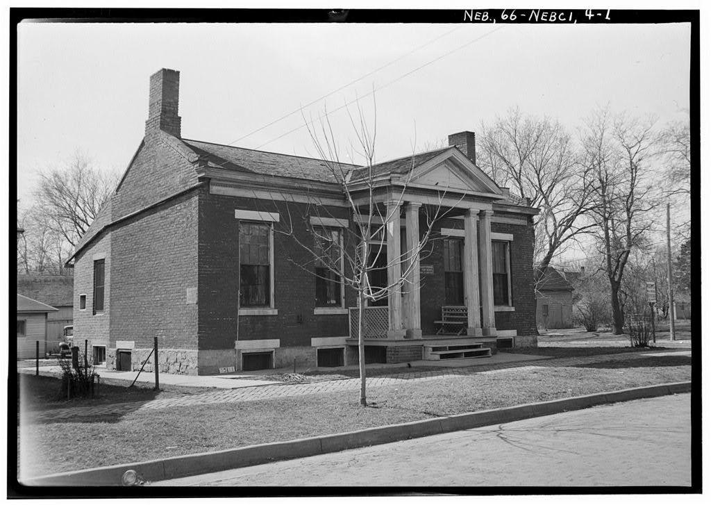 Wessell House, Nebraska Avenue & Eighth Street, Nebraska City, Otoe County, NE