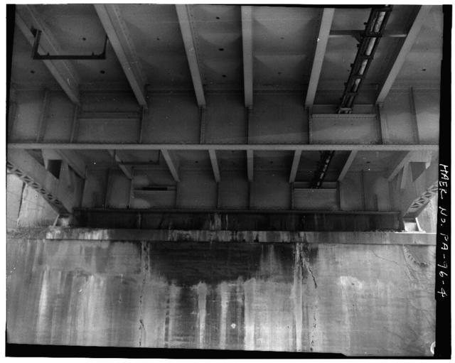 West End-North Side Bridge, Spanning Ohio River, approximately 1 mile downstream from confluence of Monongahela & Allegheny rivers, Pittsburgh, Allegheny County, PA