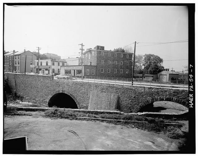 West Marshall Street Bridge, Marshall Street over Stony Creek, Norristown, Montgomery County, PA