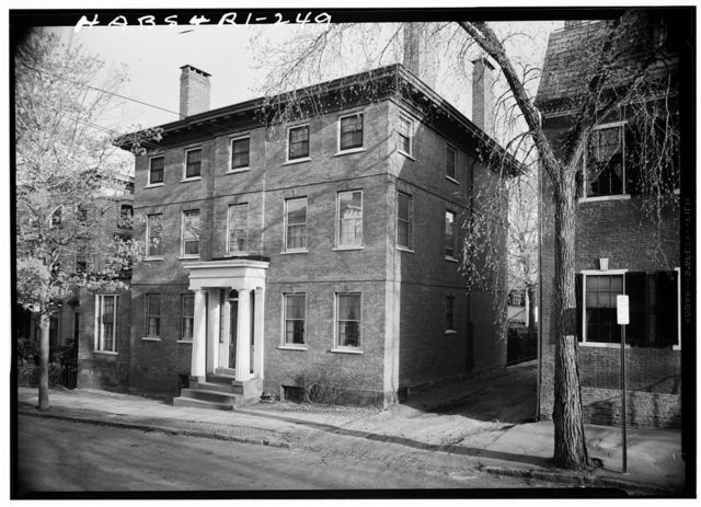 West Pope House, 97 Williams Street, Providence, Providence County, RI