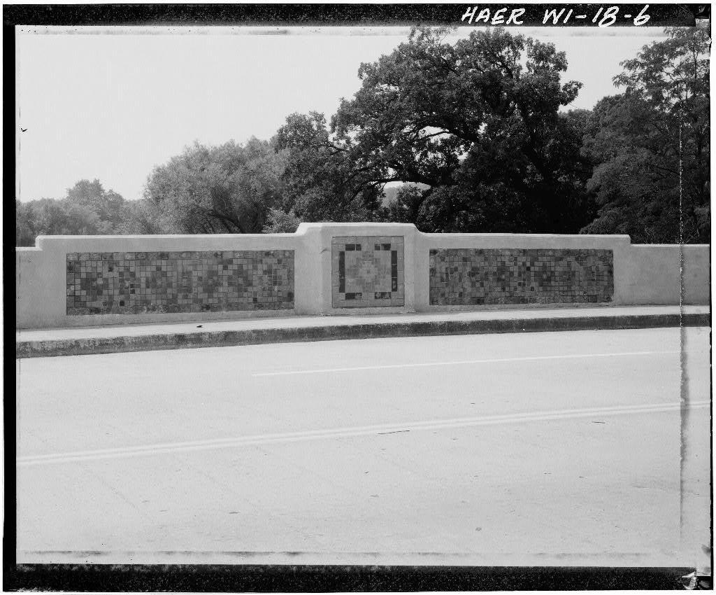 West Sixth Street Bridge, Spanning Root River at West Sixth Street & Kinzie Avenue, Racine, Racine County, WI