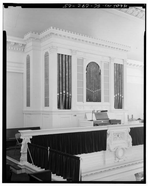 Westminster Presbyterian Church, 273 Meeting Street, Charleston, Charleston County, SC