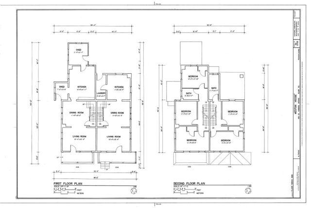 Weston House, 1016-1018 Howard Avenue, Altoona, Blair County, PA