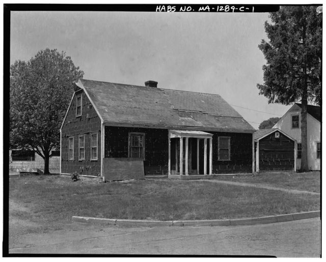 Westover Air Reserve Base, Building No. 3152, 21 Kelly Road, Chicopee, Hampden County, MA