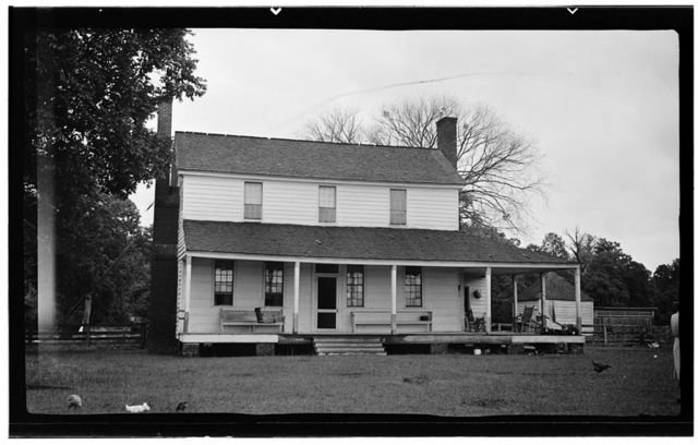 Whedbee House, State Route 1316, New Hope, Perquimans County, NC