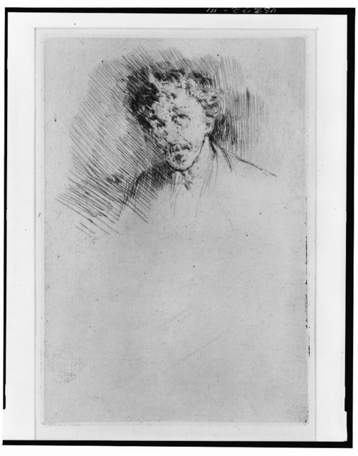 [Whistler with the white lock]
