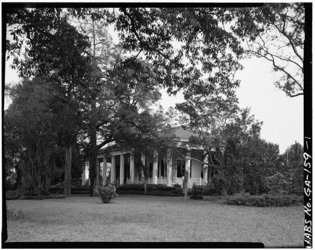 White Hall, Georgia Highway 26, Montrose, Laurens County, GA