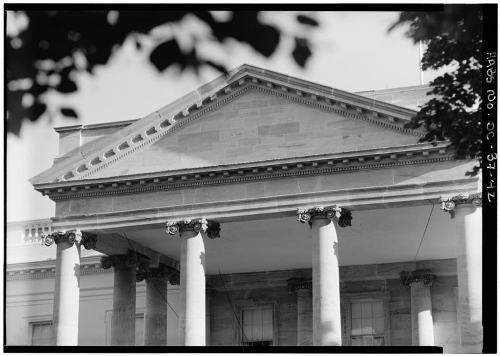 White House, 1600 Pennsylvania Avenue, Northwest, Washington, District of Columbia, DC
