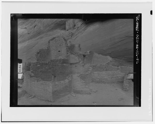 White House Ruin, Navajo Indian Reservation, Chinle, Apache County, AZ