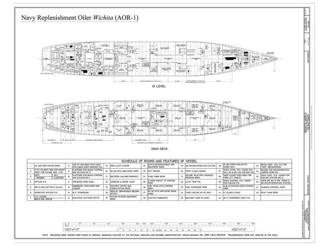 Wichita, Suisun Bay Reserve Fleet, Benicia, Solano County, CA