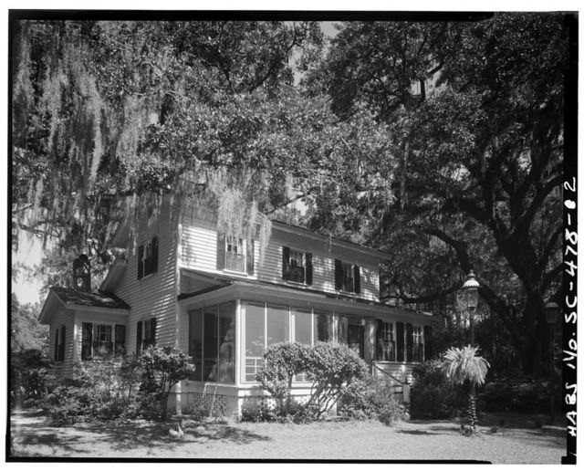 Wicklow Hall Plantation, State Route 30, Georgetown, Georgetown County, SC