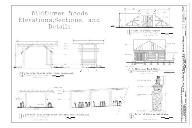 Wildflower Woods, 1205 Pleasant Point, Rome City, Noble County, IN