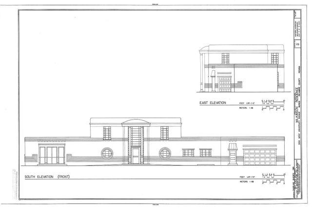Wilkinson House, 3100 West University Avenue, Muncie, Delaware County, IN