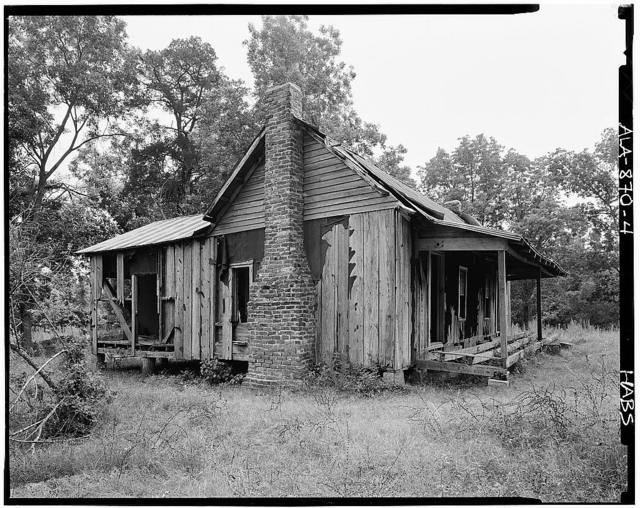 Will Boykin House, State Route 32 & County Route 1 vicinity, Memphis, Pickens County, AL