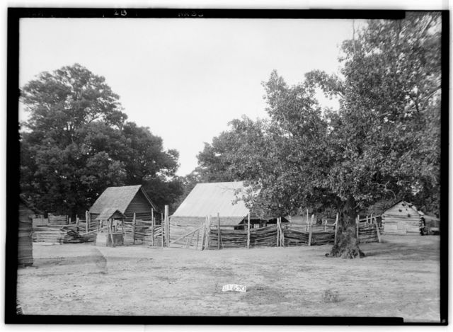 Will Crenshaw Plantation (House), County Road 54, Greenville, Butler County, AL