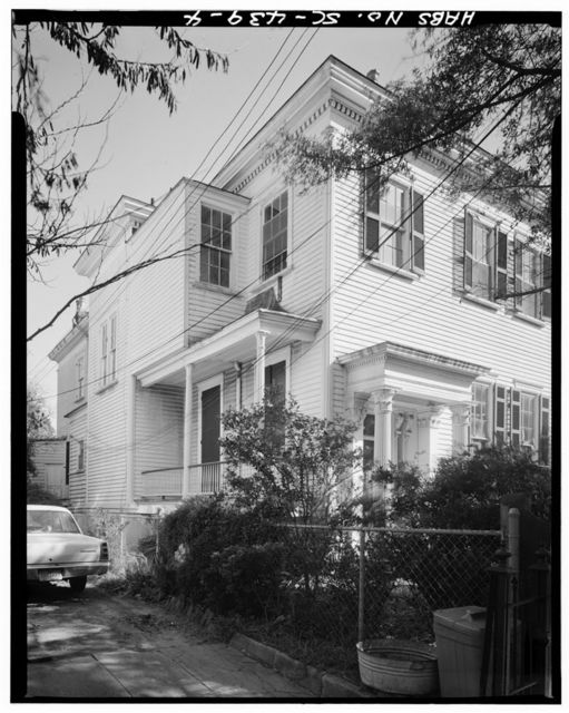 Willard-Tobias House, 178 Ashley Avenue, Charleston, Charleston County, SC