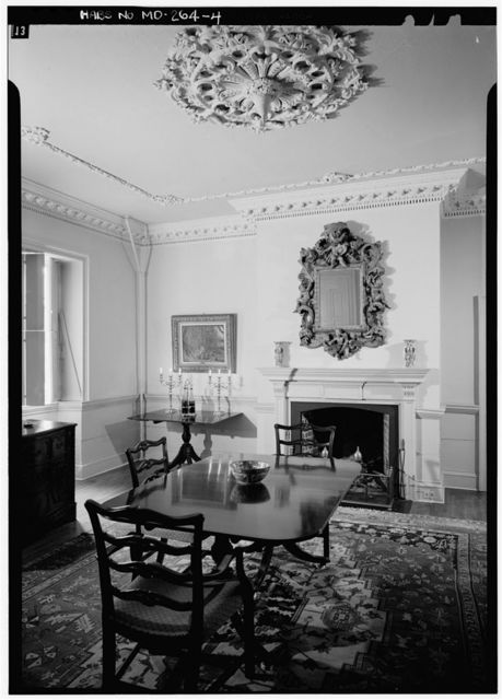 William Adams House, 131 Charles Street, Annapolis, Anne Arundel County, MD