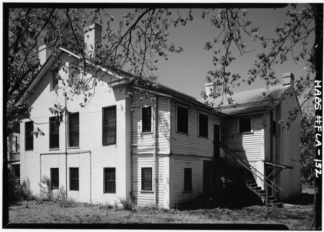 William & Hector Bruce House, U.S. Highway 90 (Chattahoochee Highway), Quincy, Gadsden County, FL
