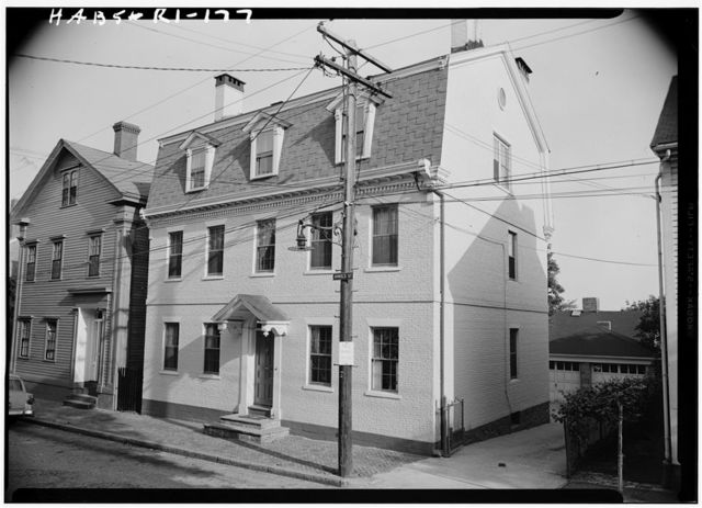 William Church House, 22 Arnold Street, Providence, Providence County, RI