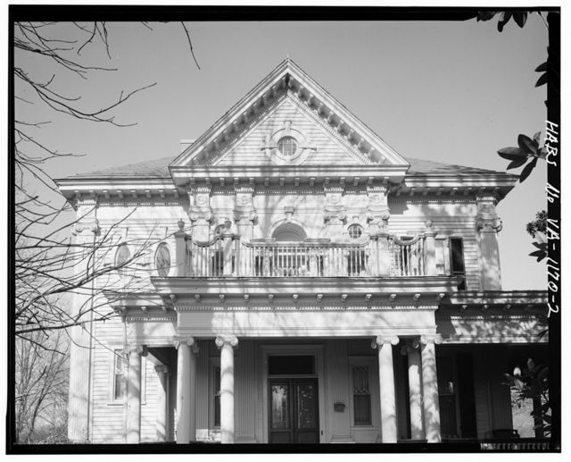 William E. Graves House, 2102 Rivermont Avenue, Lynchburg, Lynchburg, VA