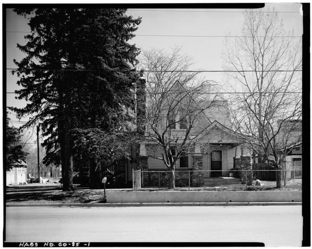 William Graves House, 5250 Marshall Street, Arvada, Jefferson County, CO