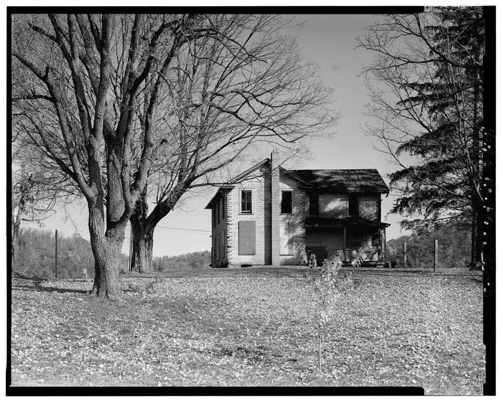William Hanna House, Township Route 359, approximately 2500 feet West of Water Street, Lock Haven, Clinton County, PA