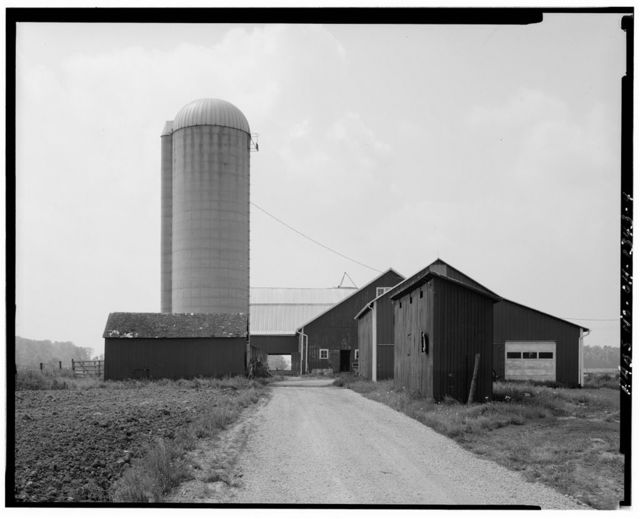 William Hoelscher Farmstead, 08529 State Route 219, New Knoxville, Auglaize County, OH