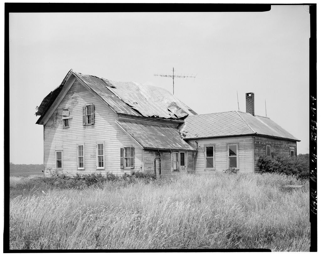 William Hoelscher Farmstead, House, 08529 State Route 219, New Knoxville, Auglaize County, OH