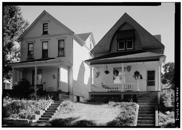 William Oakley House, 27 Clarion Street, Johnstown, Cambria County, PA