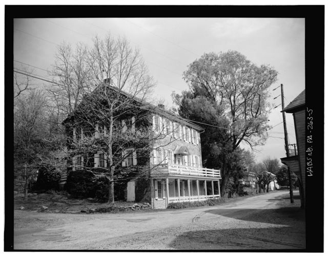 William Penn Tavern, Gruber Road & State Route 183 (Penn Township), Mount Pleasant, Berks County, PA