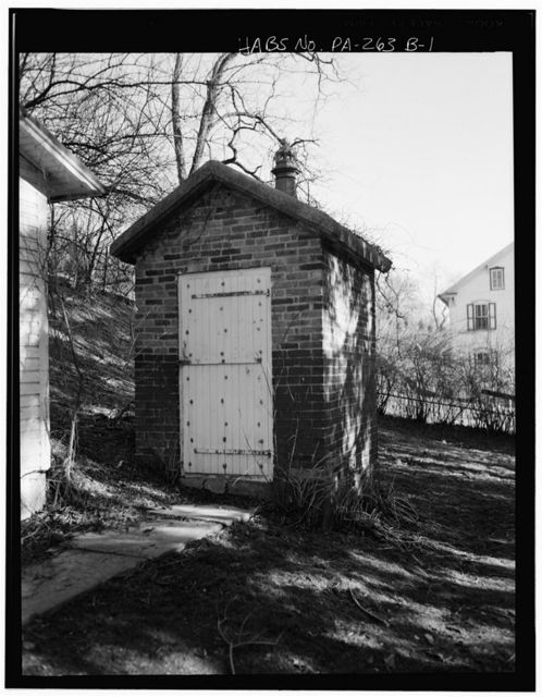 William Penn Tavern, Smokehouse, Gruber Road & State Route 183 (Penn Township), Mount Pleasant, Berks County, PA