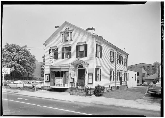 William Pinto House, 275 Orange Street, New Haven, New Haven County, CT