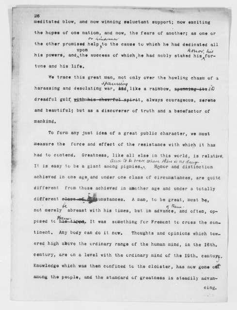 """William the Silent"" - Folder 4 of 7"