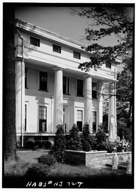 William Vail House, 501 New Market Street, New Market, Middlesex County, NJ