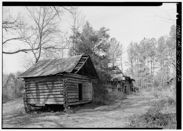 Williams Place, Crib, SC secondary Road 113, 3/4 mile North of SC secondary Road 235, Glenn Springs, Spartanburg County, SC