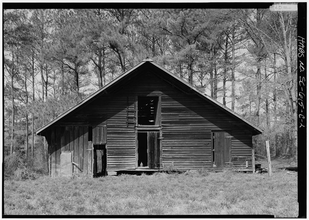 Williams Place, Frame Barn, SC secondary Road 113, 3/4 mile North of SC secondary Road 235, Glenn Springs, Spartanburg County, SC
