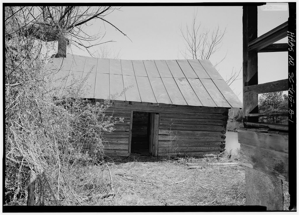 Williams Place, Kitchen, SC secondary Road 113, 3/4 mile North of SC secondary Road 235, Glenn Springs, Spartanburg County, SC
