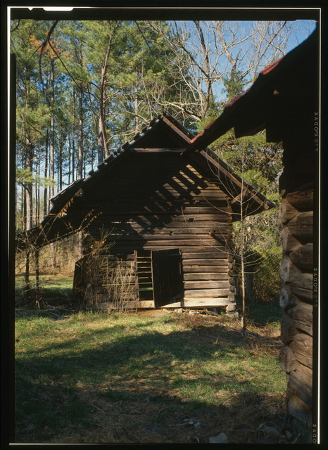 Williams Place, Smokehouse, SC secondary Road 113, 3/4 mile North of SC secondary Road 235, Glenn Springs, Spartanburg County, SC