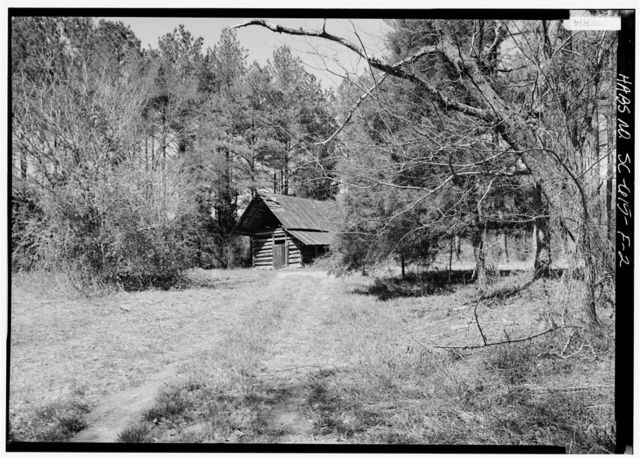 Williams Place, Still House-Barn, SC secondary Road 113, 3/4 mile North of SC secondary Road 235, Glenn Springs, Spartanburg County, SC