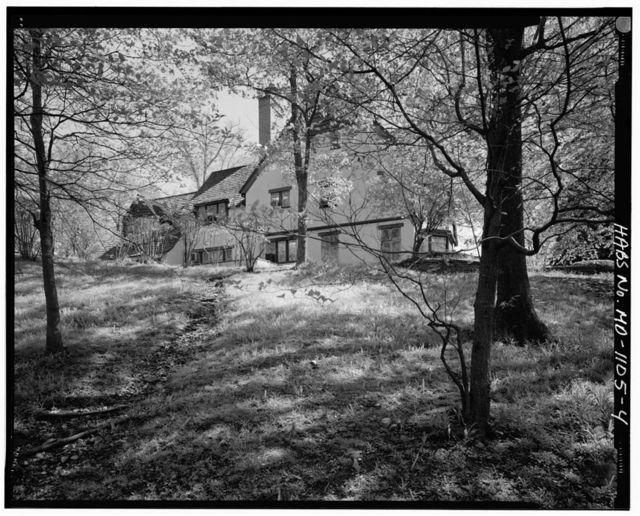 Wilson Estate, 9100 Rockville Pike, Bethesda, Montgomery County, MD
