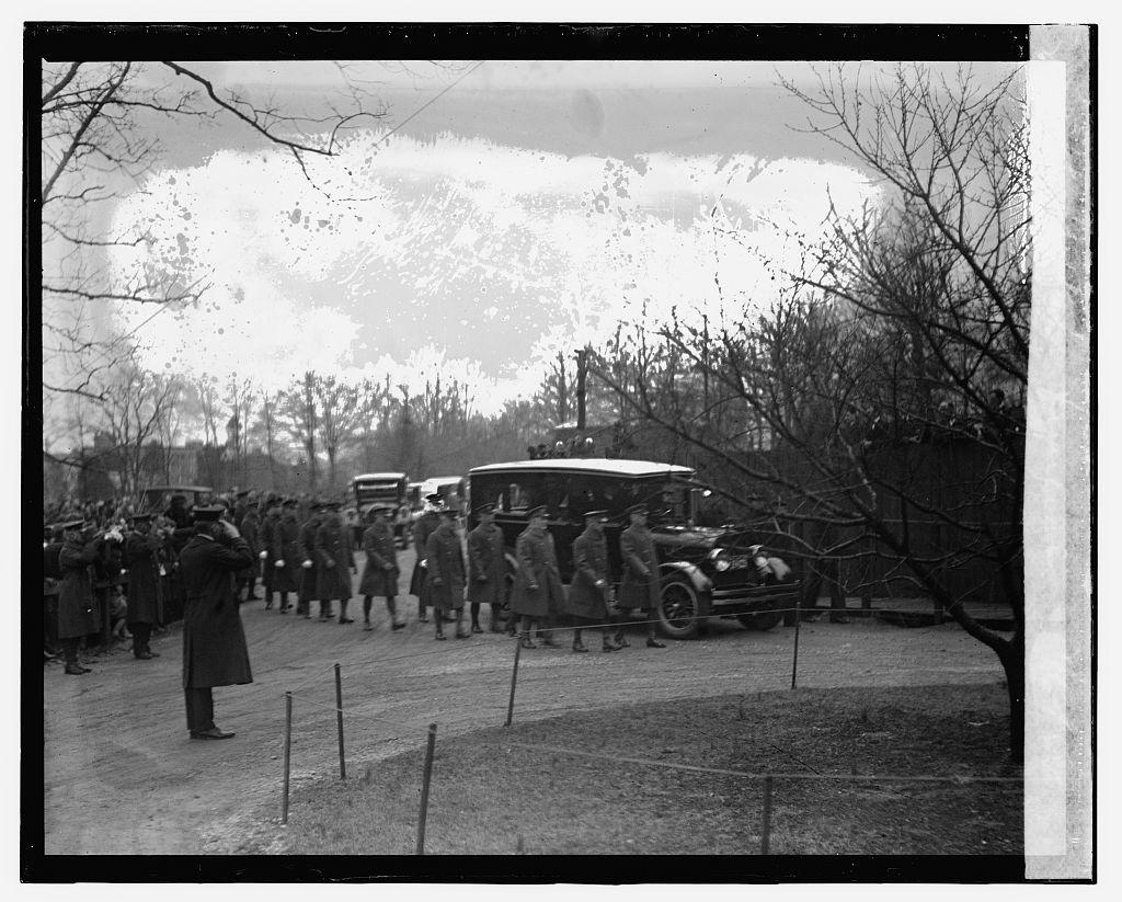 Wilson funeral, 2/6/24