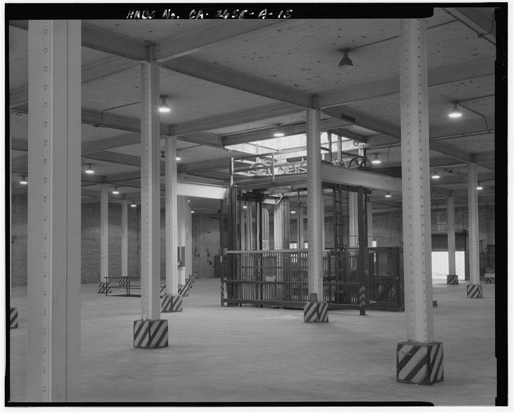 Winehaven, Storage Cellar, Point Molate Naval Fuel Depot, Richmond, Contra Costa County, CA