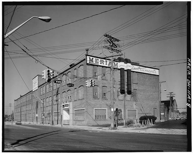 Winton Motor Carriage Company, Berea Road & Madison Avenue, Cleveland, Cuyahoga County, OH