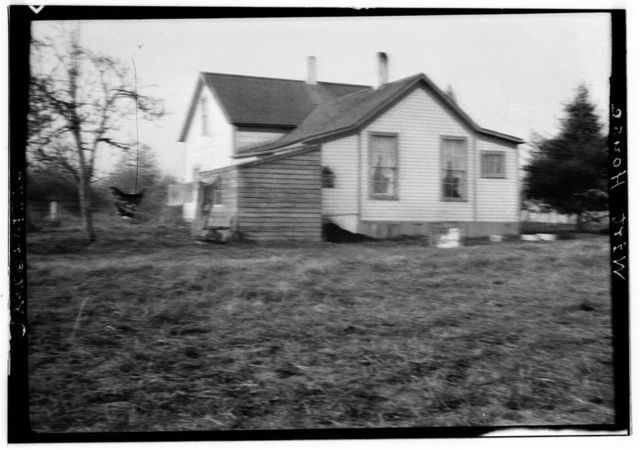 Wirt House, Oysterville, Pacific County, WA
