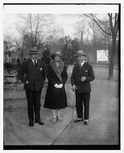 Wm. B. Macaulay, Mrs. A.L. MacFlat & T.A. Smiddy, 12/1/25
