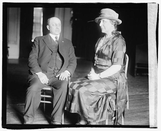 Wm. Kohn, Mrs. Borden Harriman, 2/20/20