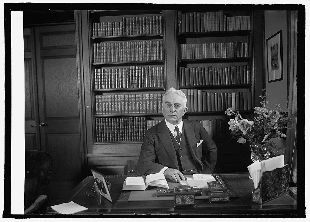 Wm. McClellan Ritter of Wash., D.C., 12/26/24