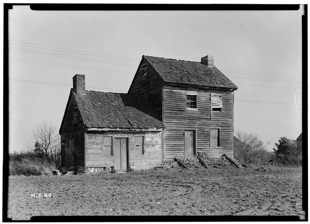 Wood Tavern, Roadstown, Cumberland County, NJ